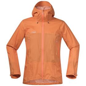 Bergans M's Miendalstind Jacket Pumpkin/Aluminium